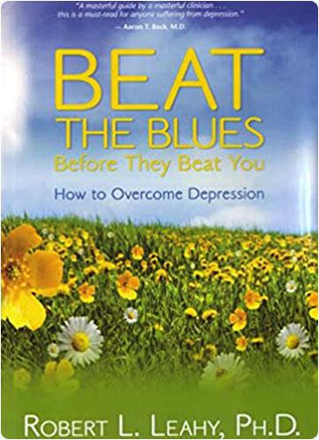 beat the blues flyer