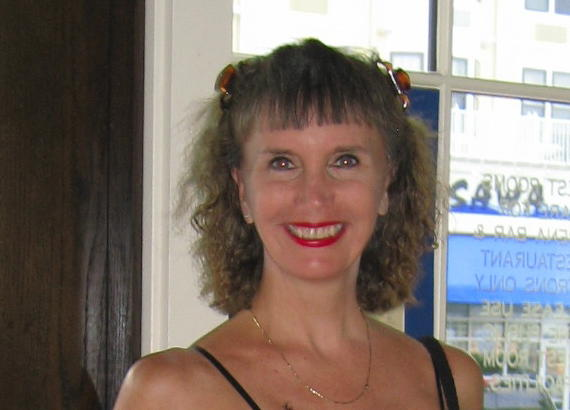 Woman smiling for a profile photo.