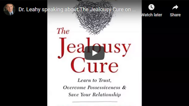 youtube icon for the jealousy cure