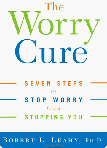 The Worry Cure book cover
